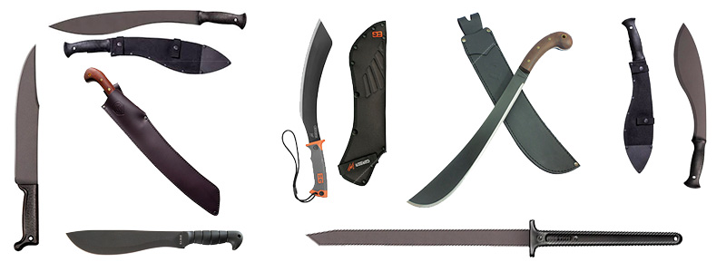 Best Machetes For 2018