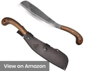 Condor-Tool-&-Knife-Village-Parang-Machete-12in-Blade-Hardwood-Handle-with-Sheath-Review