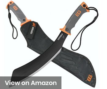 Gerber-Bear-Grylls-Parang-Machete-[31-002289]-Review